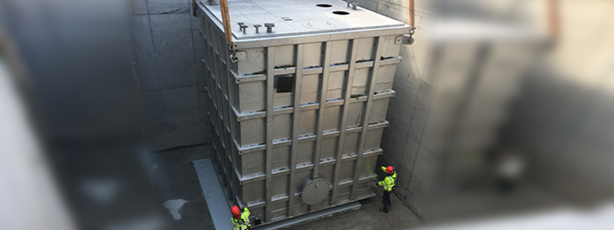 Process Waste Tanks by Kent