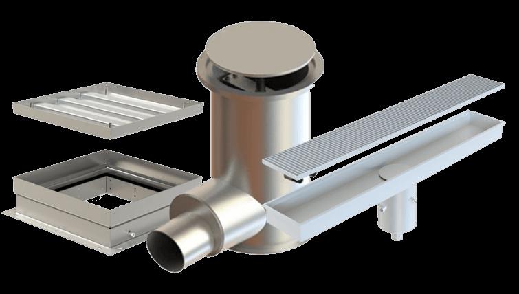 Kents stainless steel solutions for Johnson & Johnson