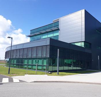 Office building of Janssen