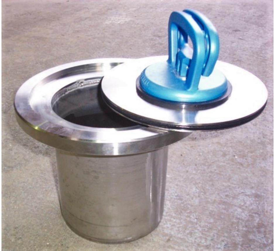 Stainless Steel Sealed Rodding Eye